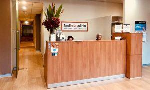 podiatrist bondi junction