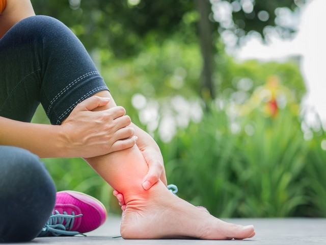ankle pain sydney cbd